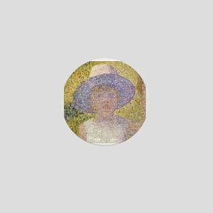 Cameron's Girl from La Grande Mini Button