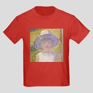 Cameron's Girl from La Grande Kids Dark T-Shirt