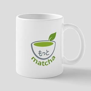 Motto Matcha - Logo Mugs