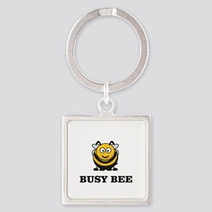busy busy bee Keychains