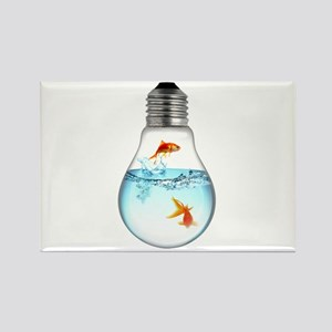 Fish LightBulb Magnets