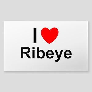 Ribeye Sticker (Rectangle)