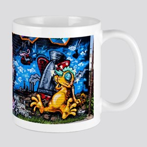 Ganja Graffiti Mugs