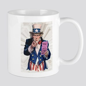 President Trump You're Fired Mugs
