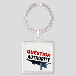 QUESTION AUTHORITY Keychains