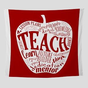Teacher Wall Tapestry