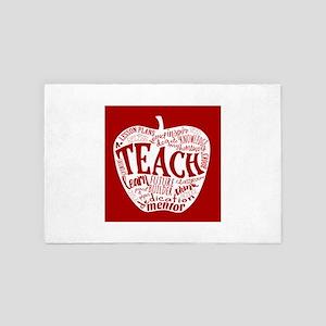 Teacher 4' x 6' Rug