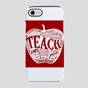 Teacher iPhone 8/7 Tough Case
