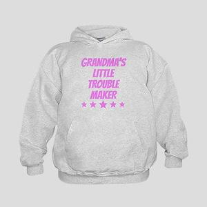 Grandmas Little Trouble Maker Sweatshirt