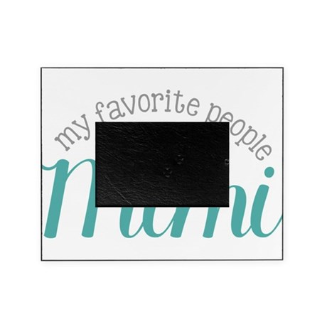 My Favorite People Call Me Mimi Picture Frame by HeatherRogersDesigns