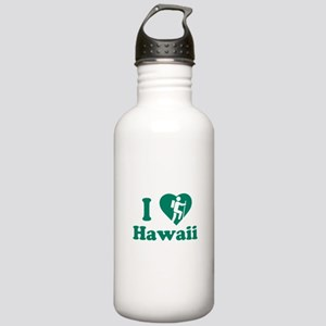 Love Hiking Hawaii Stainless Water Bottle 1.0L