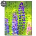 Lupines Puzzle
