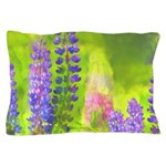 Lupines Pillow Case