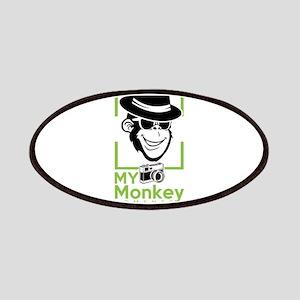 my monkey moments Patch