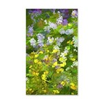 Maine Impasto WIldflowers 35x21 Wall Decal