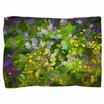 Maine Impasto WIldflowers Pillow Sham