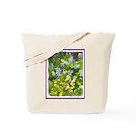 Maine Impasto WIldflowers Tote Bag