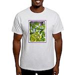 Maine Impasto WIldflowers Light T-Shirt