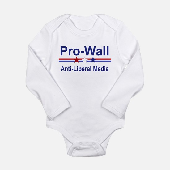 Pro Wall Long Sleeve Infant Bodysuit