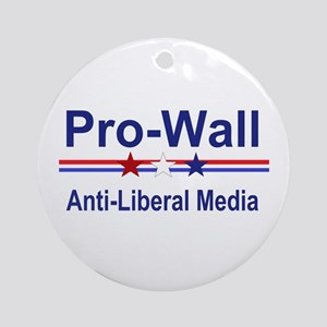 Pro Wall Round Ornament