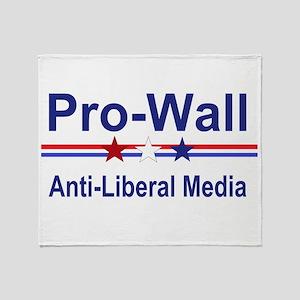 Pro Wall Throw Blanket