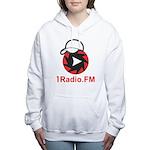1Radio.FM - Dark Logo Sweatshirt