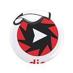 1Radio.FM - Dark Logo 3.5