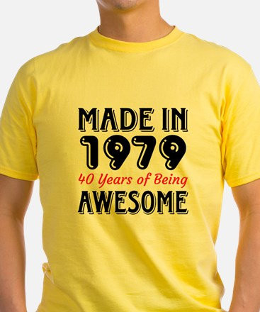 Made In 1977 40 Years of Being Awes T