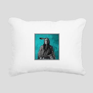 BRAVE Rectangular Canvas Pillow