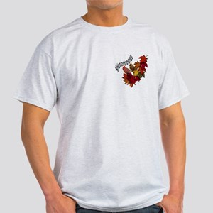 Cardinal Refuge Notes T-Shirt