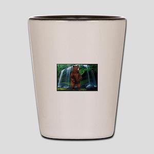 WATERFALL Shot Glass