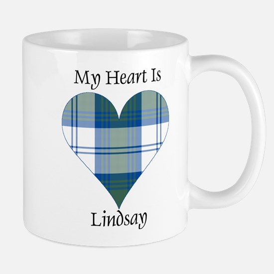 Heart-Lindsay dress Mug
