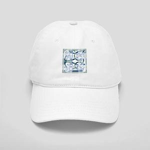Monogram-Lindsay dress Cap