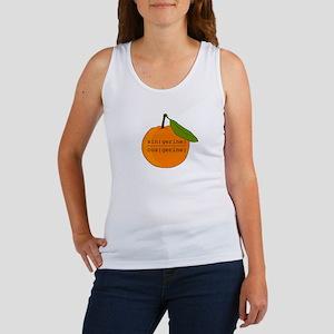 Tangerine Tank Top