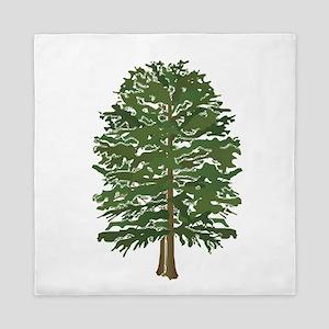 TREE Queen Duvet