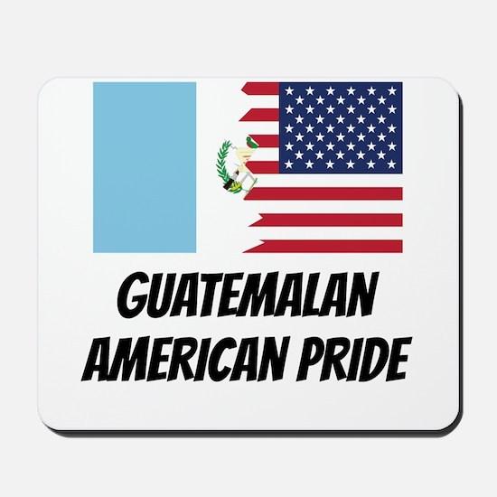 Guatemalan American Pride Mousepad