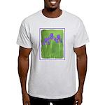 Purple Iris Light T-Shirt