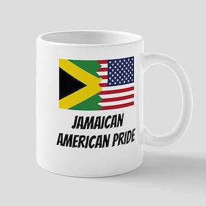 Jamaican American Pride Mugs