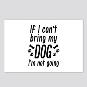 Bring My Dog Postcards (Package of 8)