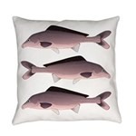 Nile Elephant-snout fish Everyday Pillow