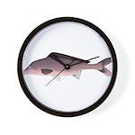 Nile Elephant-snout fish Wall Clock