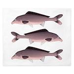 Nile Elephant-snout fish King Duvet