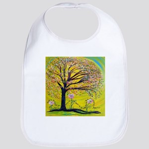 A Tree Planted by the Water Baby Bib