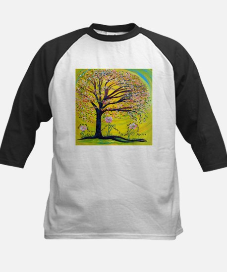A Tree Planted by the Water Baseball Jersey