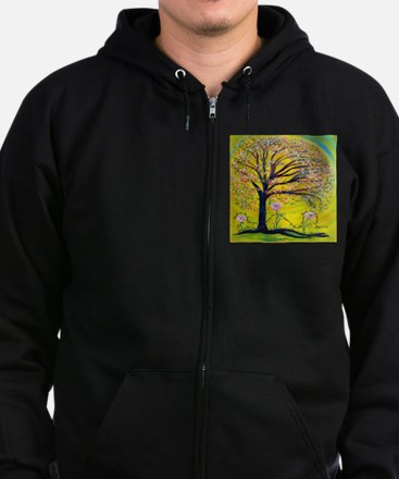 A Tree Planted by the Water Sweatshirt