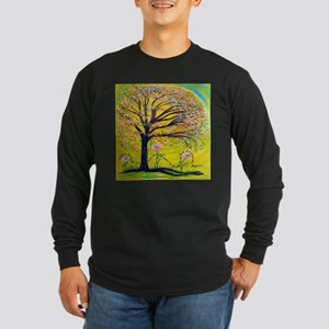 A Tree Planted by the Water Long Sleeve T-Shirt