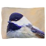 Chickadee Pillow Sham