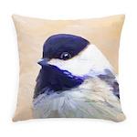Chickadee Everyday Pillow