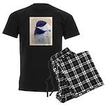 Chickadee Men's Dark Pajamas