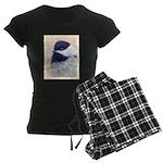Chickadee Women's Dark Pajamas